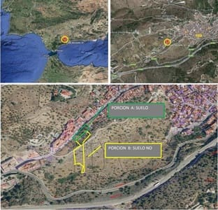Building Plot for sale in Monda - € 90,000 (Ref: 4048978)