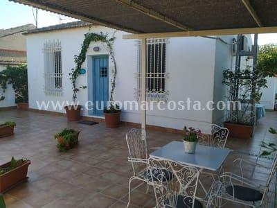 2 sovrum Finca/Hus på landet till salu i Orihuela - 129 900 € (Ref: 5348397)