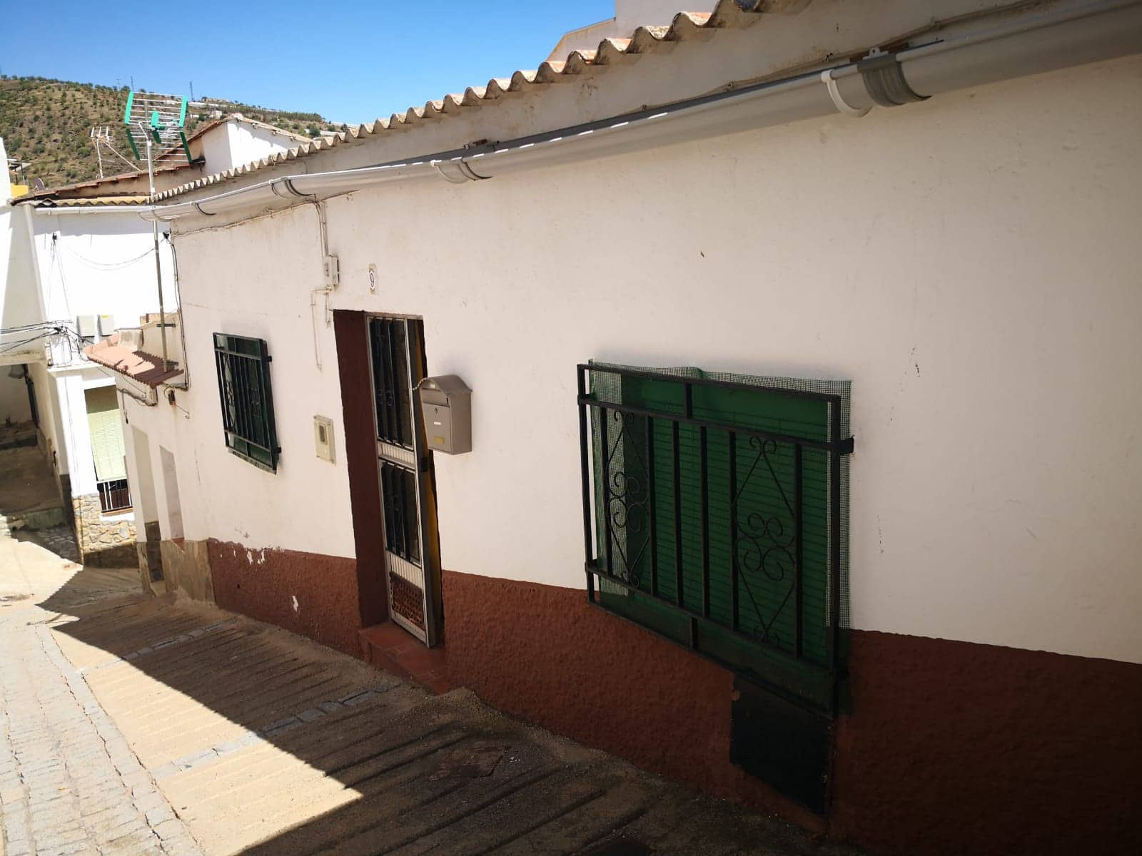 4 Zimmer Haus zu verkaufen in Albunol - 39.999 € (Ref: 4610786)