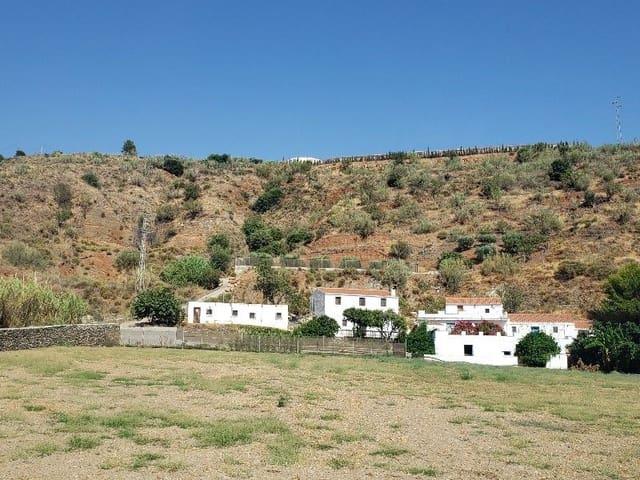 4 makuuhuone Maalaistalo myytävänä paikassa Castell de Ferro - 119 950 € (Ref: 4823713)