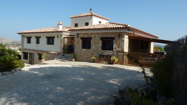 7 sypialnia Willa na sprzedaż w Chella z basenem garażem - 465 000 € (Ref: 4794933)