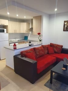 2 slaapkamer Appartement te huur in Condado de Alhama met zwembad - € 400 (Ref: 5491730)
