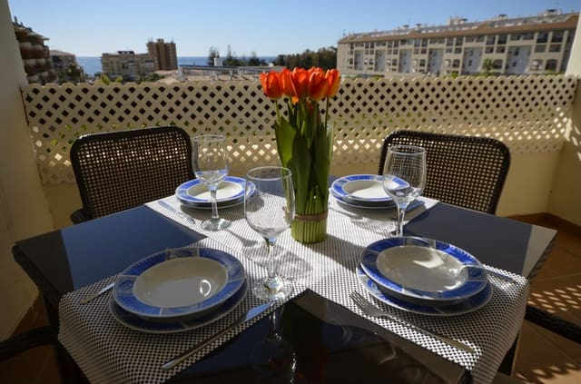 2 camera da letto Appartamento da affitare come casa vacanza in San Luis de Sabinillas con piscina garage - 450 € (Rif: 3863357)