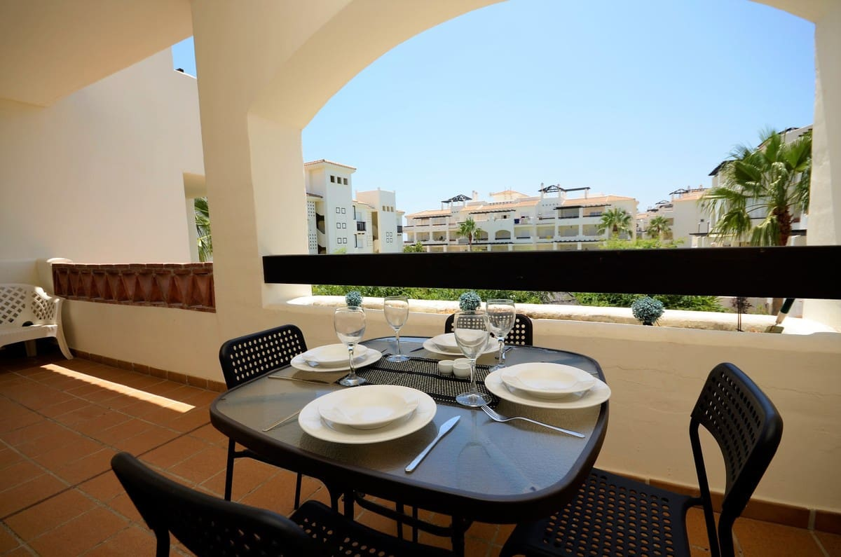 2 bedroom Apartment for holiday rental in San Luis de Sabinillas with pool garage - € 457 (Ref: 3881544)