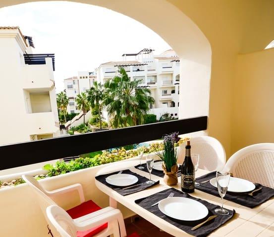 2 sypialnia Apartament na kwatery wakacyjne w La Duquesa / Puerto de la Duquesa z basenem garażem - 457 € (Ref: 4038759)