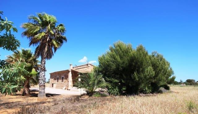 2 chambre Finca/Maison de Campagne à vendre à Ses Covetes - 409 000 € (Ref: 4617084)