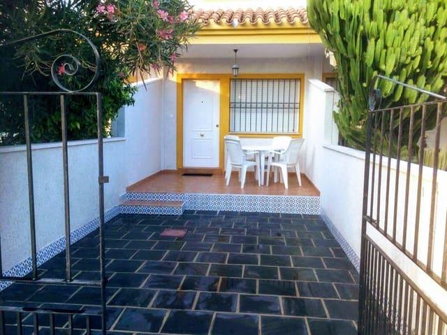 2 Zimmer Ferienvilla in Torre de la Horadada mit Pool Garage - 250 € (Ref: 2728562)