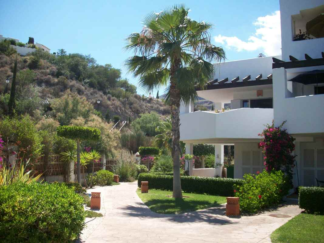 1 bedroom Apartment for holiday rental in Mojacar with pool garage - € 315 (Ref: 3086789)