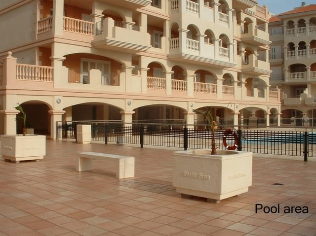 2 bedroom Apartment for holiday rental in El Ejido with pool garage - € 300 (Ref: 3086845)