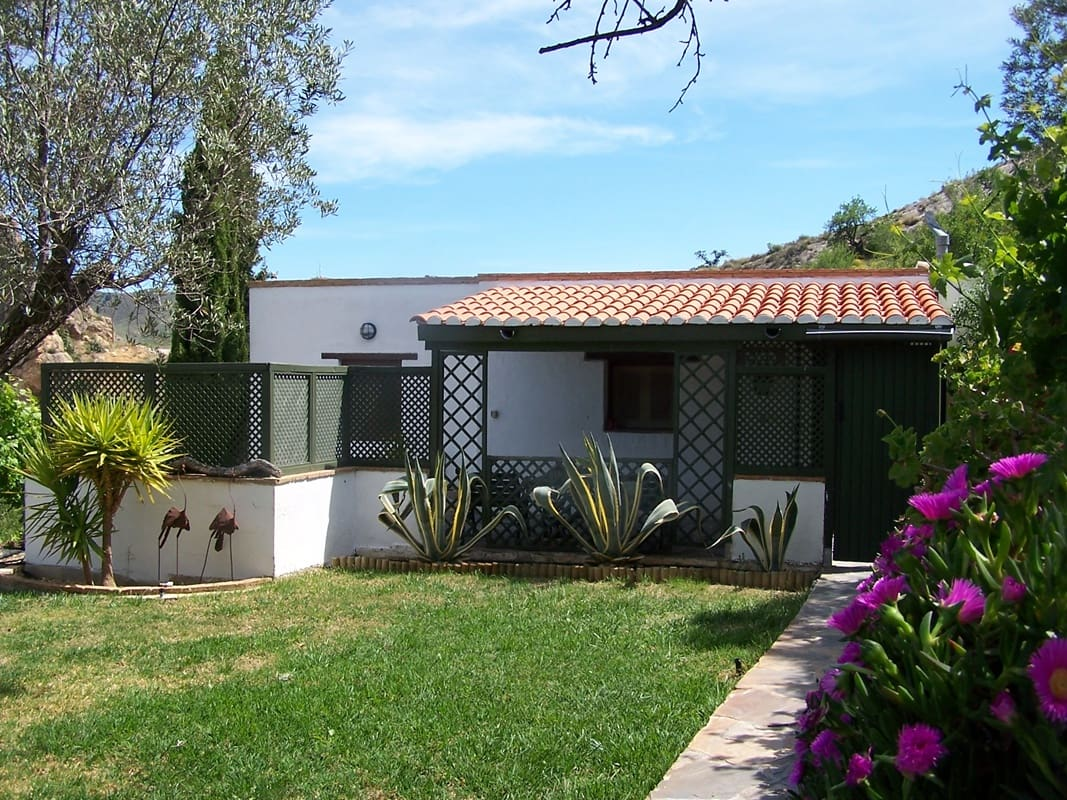 1 bedroom Finca/Country House for holiday rental in Lubrin with pool garage - € 300 (Ref: 3835099)