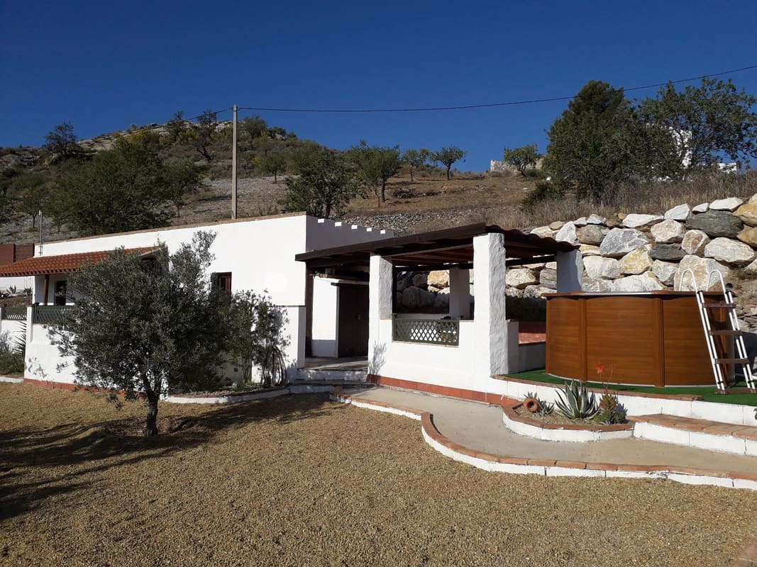 1 bedroom Finca/Country House for holiday rental in Lubrin with pool garage - € 300 (Ref: 4062879)