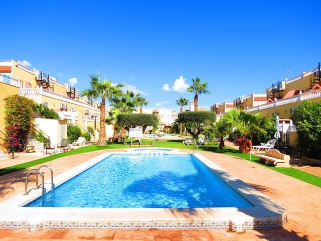 2 soveværelse Byhus til leje i La Zenia med swimmingpool garage - € 700 (Ref: 4121241)