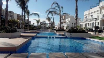 2 Zimmer Ferienhaus in La Zenia mit Pool Garage - 500 € (Ref: 4423238)