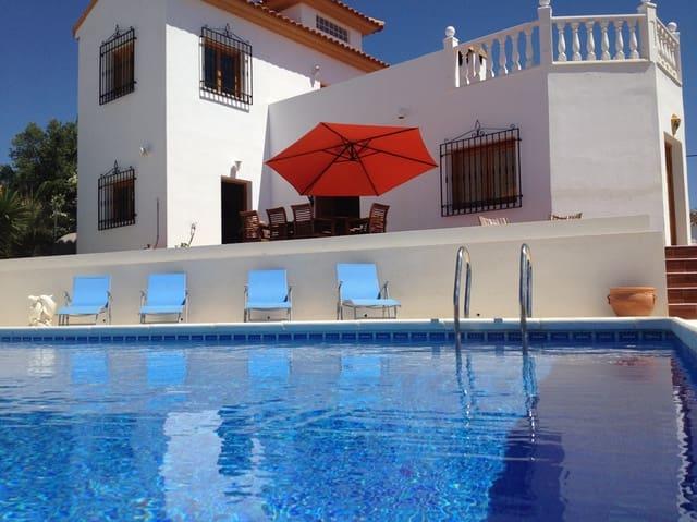 3 sypialnia Willa na kwatery wakacyjne w Arboleas z basenem garażem - 540 € (Ref: 5012567)