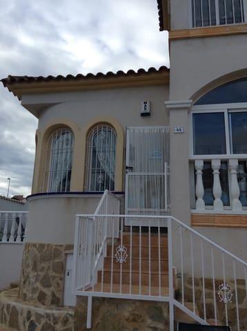 3 sypialnia Willa na kwatery wakacyjne w Benimar z basenem garażem - 400 € (Ref: 5248869)