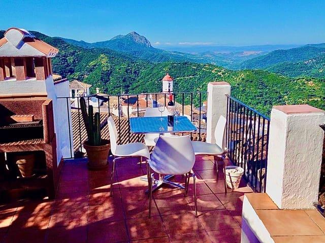 4 quarto Casa em Banda para venda em Genalguacil com piscina garagem - 120 000 € (Ref: 5343864)