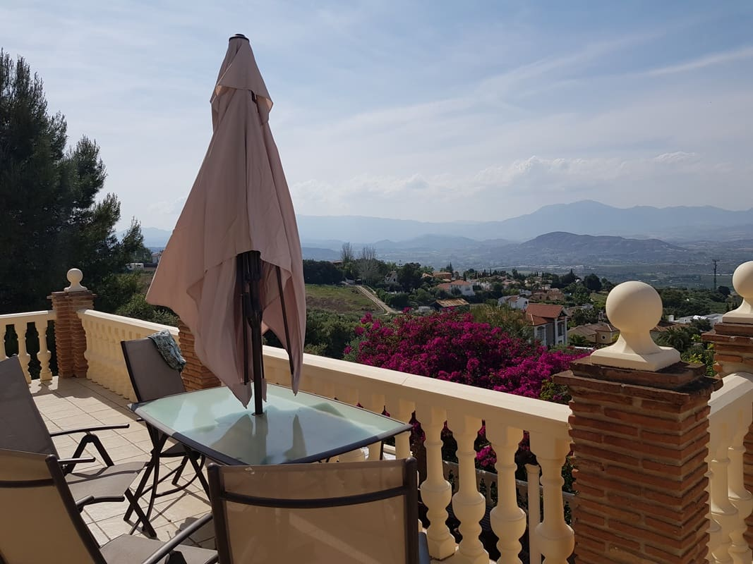 3 bedroom Villa for holiday rental in Alhaurin el Grande with pool garage - € 420 (Ref: 6004181)