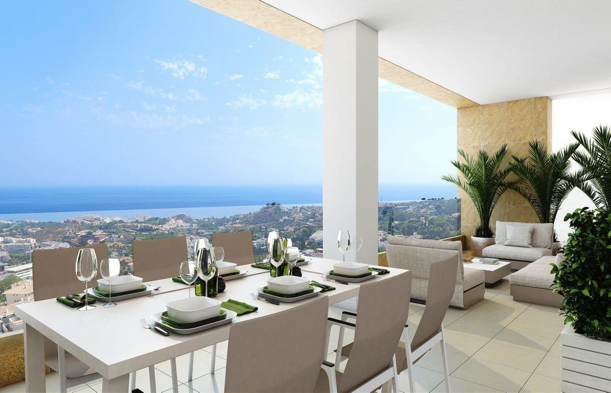 3 bedroom Apartment for sale in Benalmadena with pool garage - € 292,500 (Ref: 3294744)