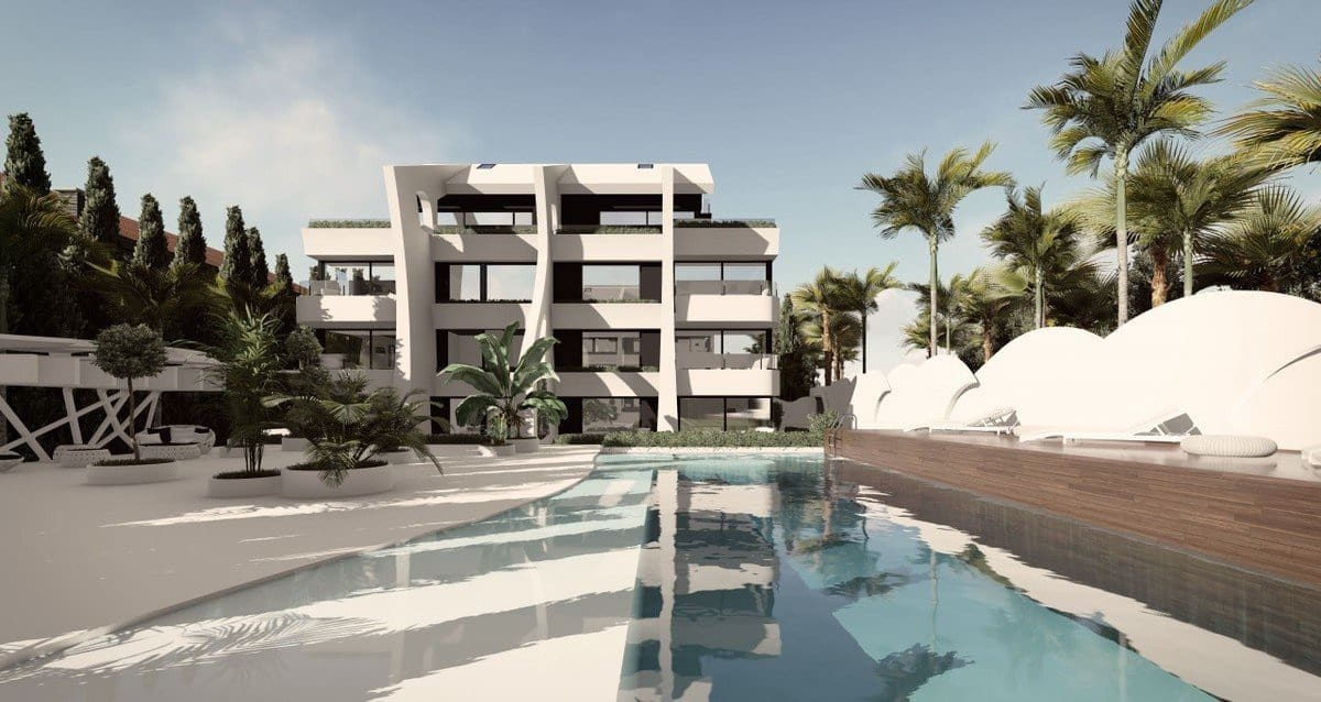 3 bedroom Penthouse for sale in Marbella with pool garage - € 885,000 (Ref: 3473323)