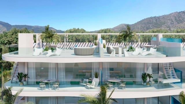 2 quarto Penthouse para venda em Carvajal com piscina garagem - 739 000 € (Ref: 4105304)