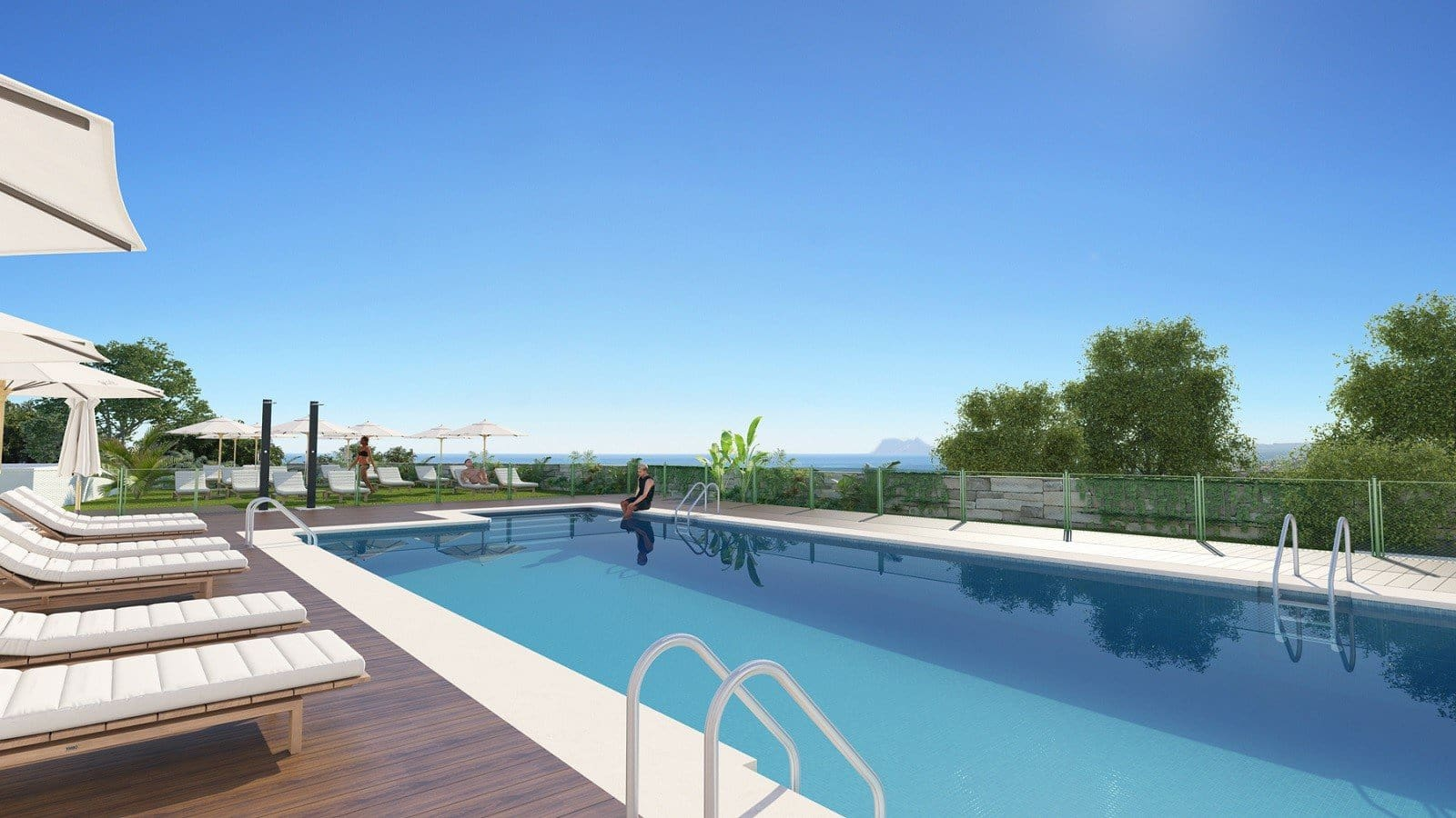 3 bedroom Townhouse for sale in Manilva with pool garage - € 285,000 (Ref: 5140008)
