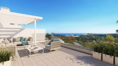 2 bedroom Penthouse for sale in Cancelada with pool garage - € 380,000 (Ref: 5151979)