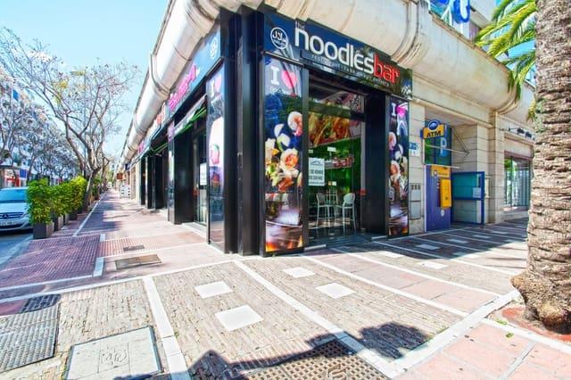 Restauracja lub bar na sprzedaż w Puerto Banus - 1 850 000 € (Ref: 6057130)