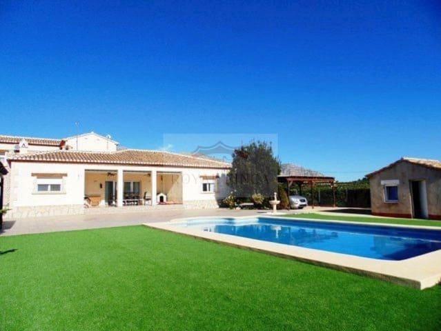 4 sovrum Villa till salu i Sanet i Negrals med pool - 530 000 € (Ref: 5796730)