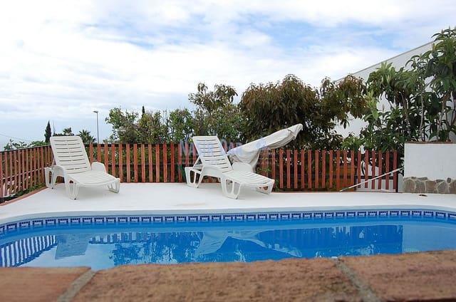 4 sovrum Semi-fristående Villa till salu i Torrox-Costa med pool - 390 000 € (Ref: 4452752)