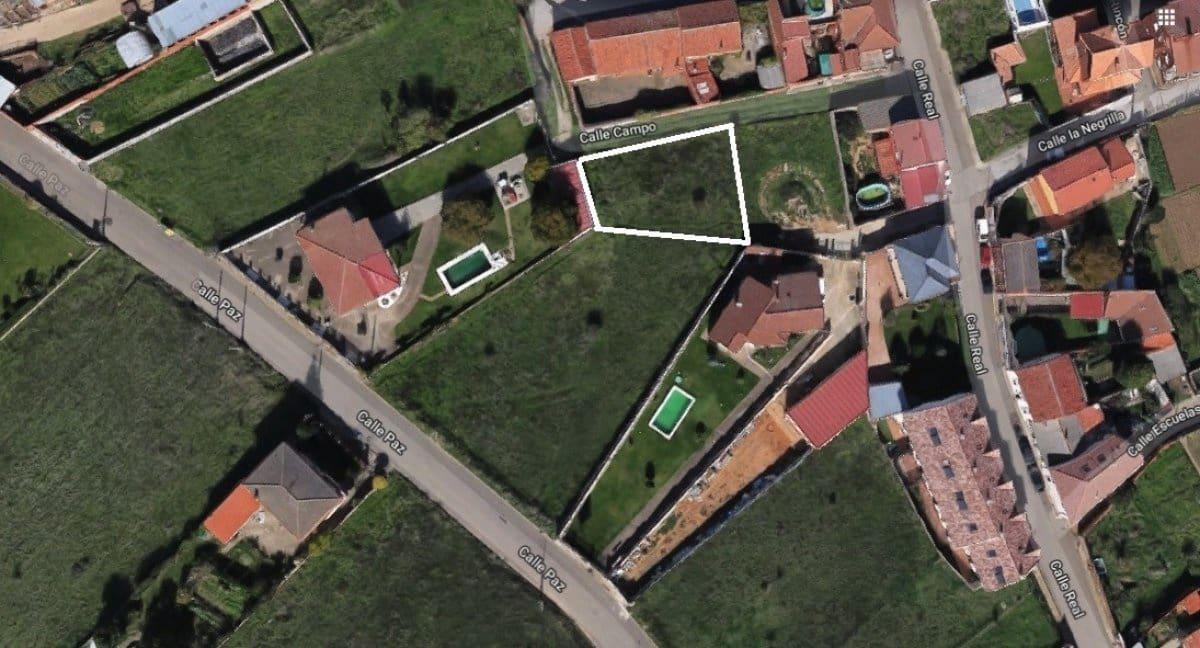 Solar/Parcela en Valverde de la Virgen en venta - 25.000 € (Ref: 5647978)
