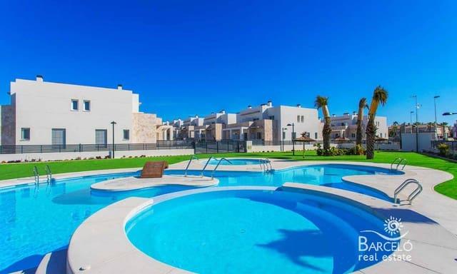 2 sypialnia Dom szeregowy na sprzedaż w Aguas Nuevas z basenem garażem - 175 000 € (Ref: 2427005)