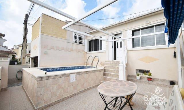 4 Zimmer Reihenhaus zu verkaufen in Ciudad Quesada mit Pool Garage - 120.000 € (Ref: 3143329)