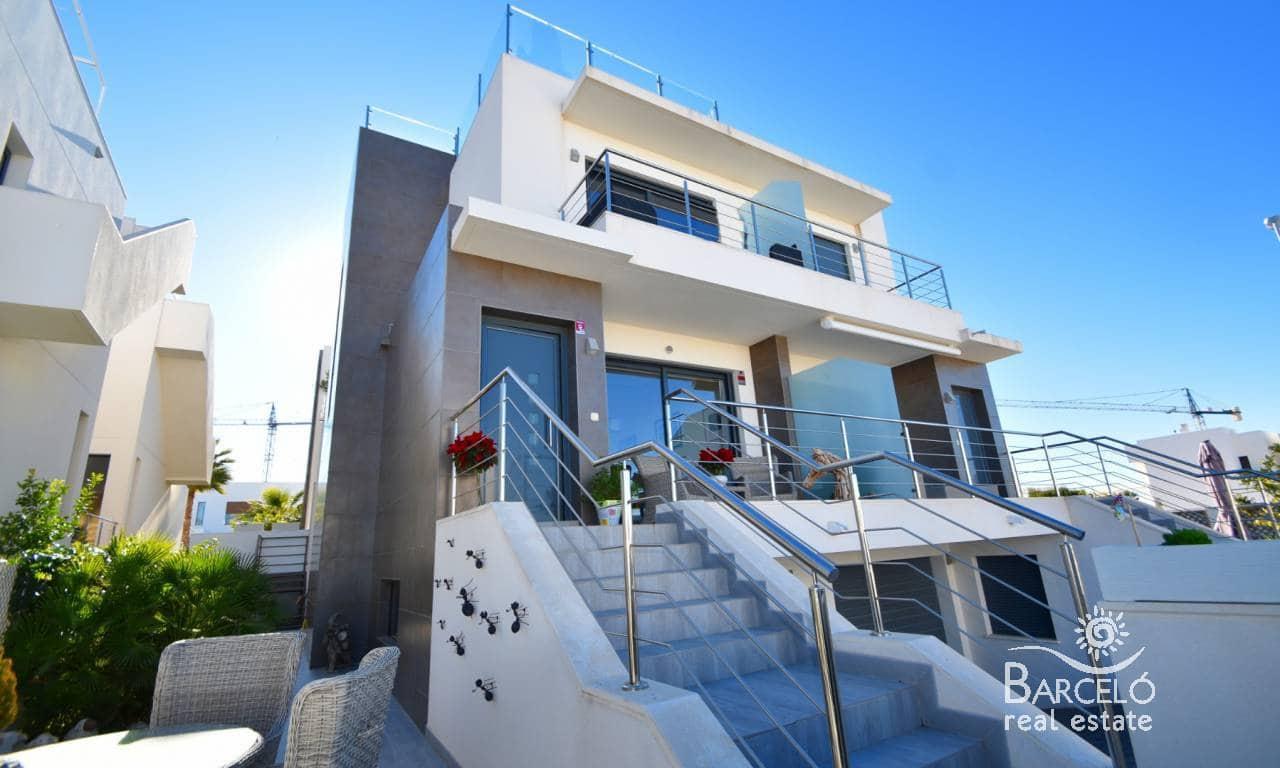 Adosado de 4 habitaciones en Benijófar en venta con piscina garaje - 249.950 € (Ref: 4379787)