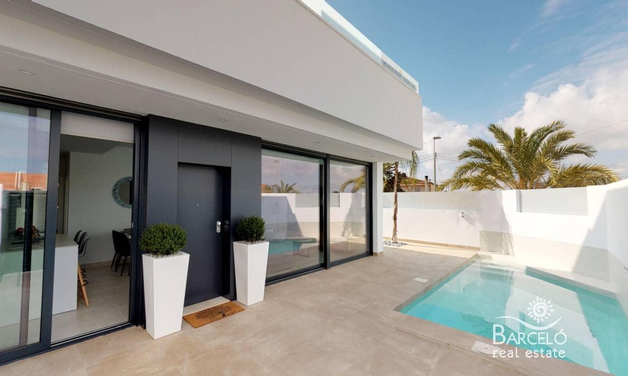 Adosado de 2 habitaciones en Pilar de la Horadada en venta con piscina - 259.950 € (Ref: 4620309)