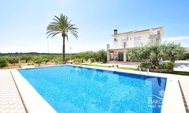4 sypialnia Finka/Dom wiejski na sprzedaż w Elche / Elx z basenem garażem - 350 000 € (Ref: 4691046)