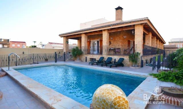 5 sypialnia Willa na sprzedaż w Los Palacios z basenem garażem - 510 000 € (Ref: 4800413)