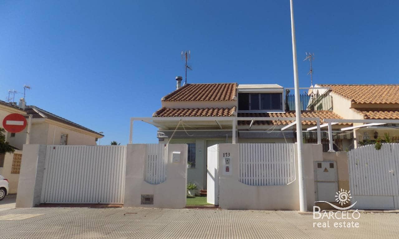 Adosado de 3 habitaciones en San Pedro del Pinatar en venta - 179.000 € (Ref: 4843871)