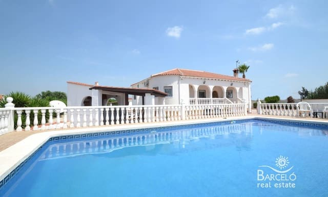 3 chambre Finca/Maison de Campagne à vendre à Mudamiento avec piscine garage - 279 000 € (Ref: 4922267)