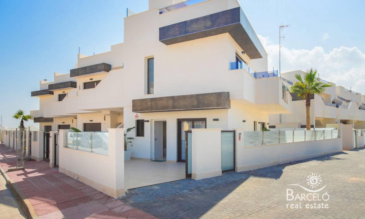 3 soverom Rekkehus til salgs i Murcia by med svømmebasseng - € 259 000 (Ref: 4922348)