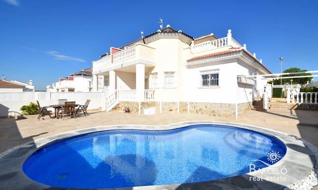 3 chambre Villa/Maison Mitoyenne à vendre à Monte Azul avec piscine garage - 237 600 € (Ref: 4922387)