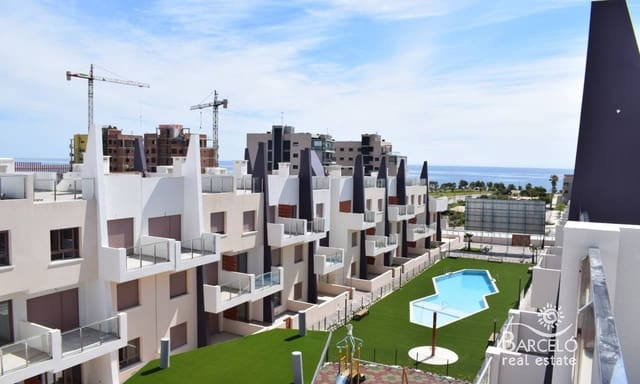3 sypialnia Apartament na sprzedaż w Mil Palmeras z basenem - 219 900 € (Ref: 4922417)