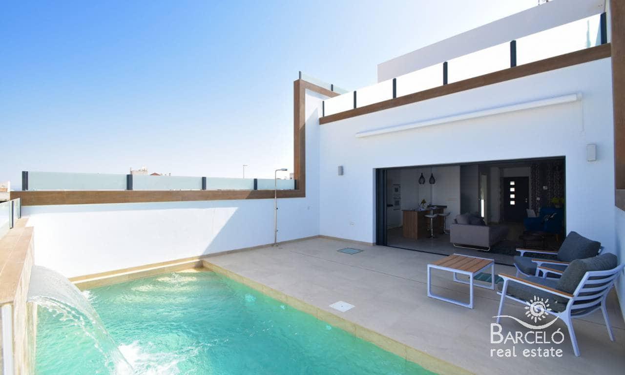 Adosado de 3 habitaciones en Benijófar en venta con piscina - 235.000 € (Ref: 4922438)