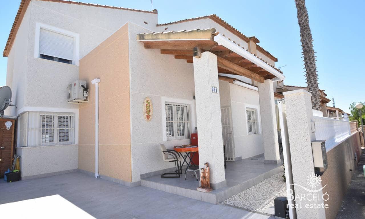 2 Zimmer Reihenhaus zu verkaufen in Algorfa mit Pool - 167.000 € (Ref: 4922442)