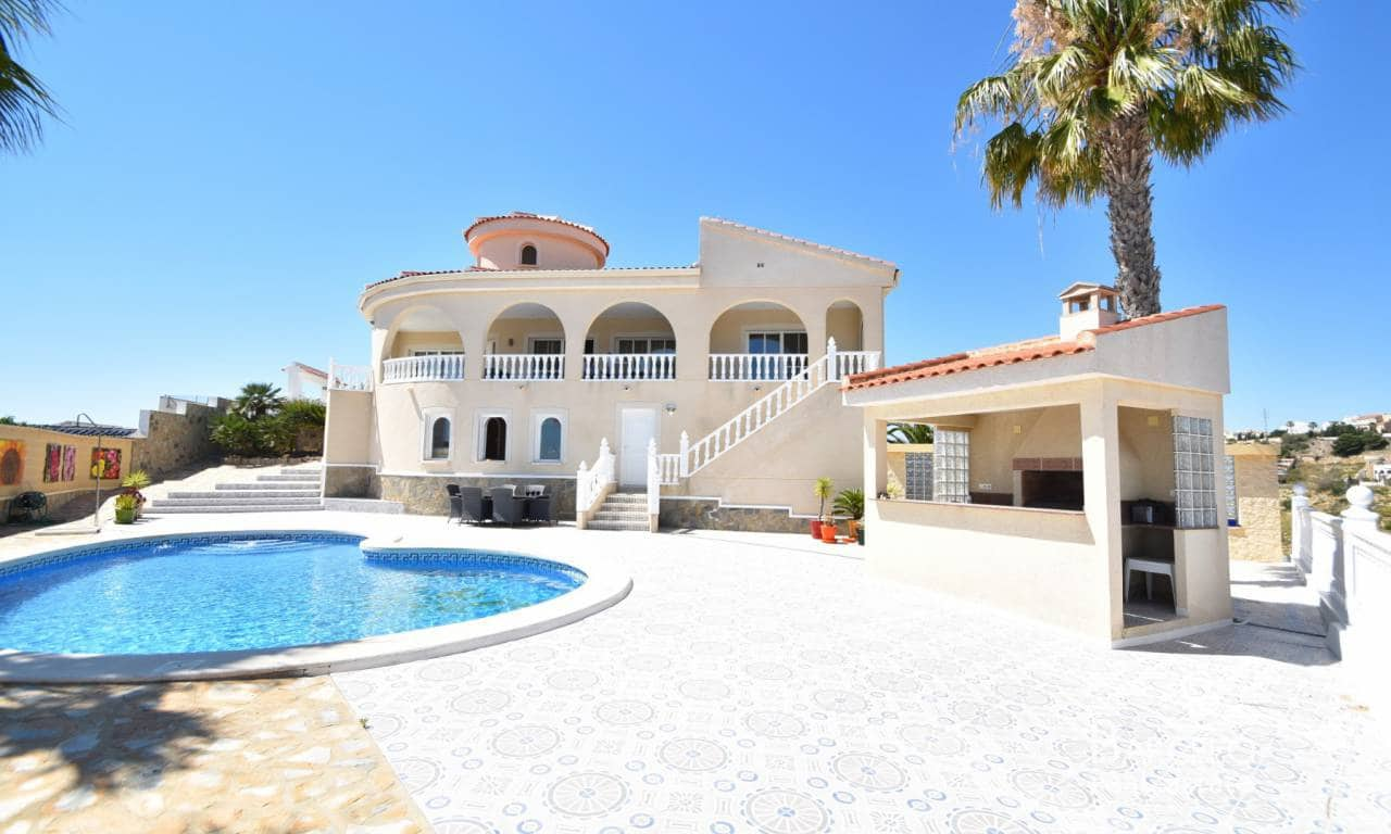 4 bedroom Villa for sale in Ciudad Quesada with pool - € 549,000 (Ref: 4922453)