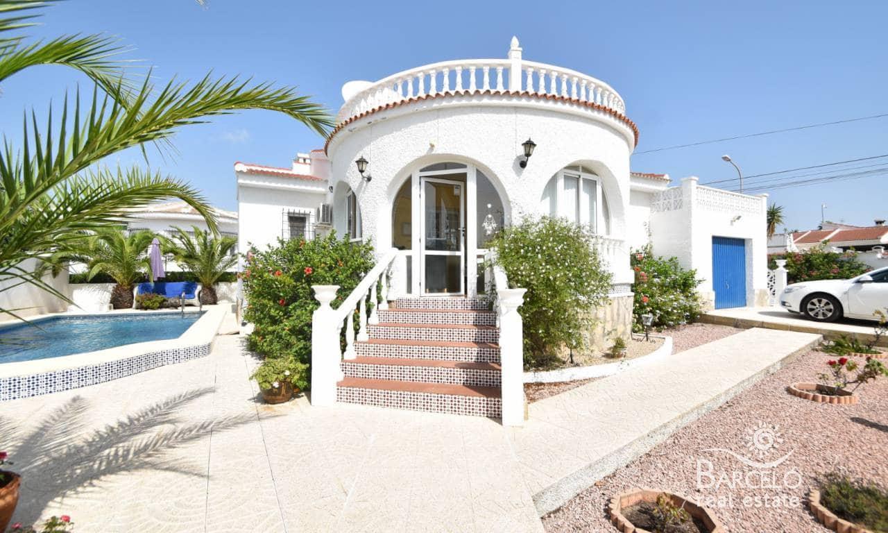 3 sypialnia Willa na sprzedaż w Ciudad Quesada z basenem garażem - 239 000 € (Ref: 4922457)