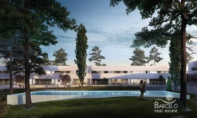 3 sypialnia Apartament na sprzedaż w Los Balcones z basenem - 225 000 € (Ref: 4922479)