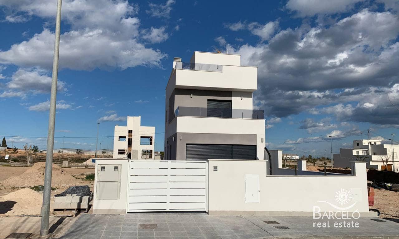Chalet de 2 habitaciones en Pilar de la Horadada en venta con piscina garaje - 184.900 € (Ref: 5002694)