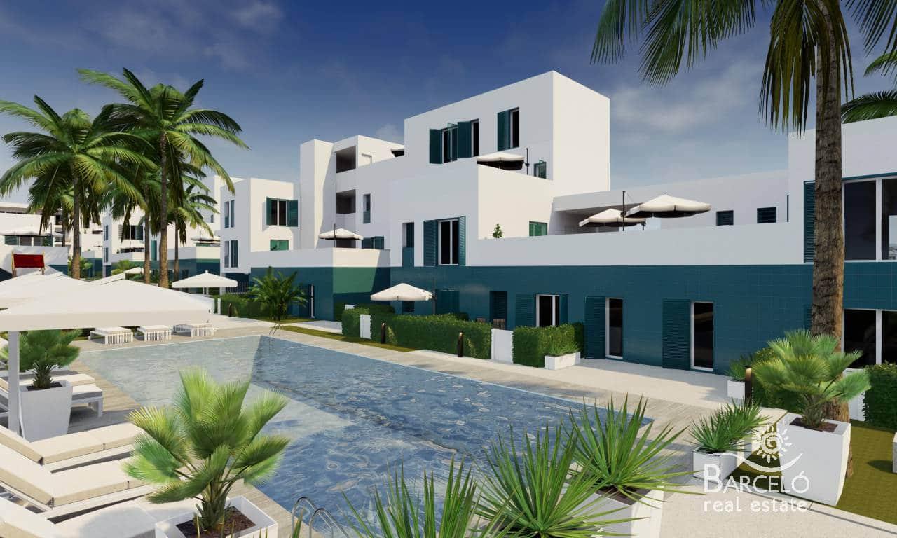 Apartamento de 2 habitaciones en Playa Flamenca en venta con piscina garaje - 169.000 € (Ref: 5037869)