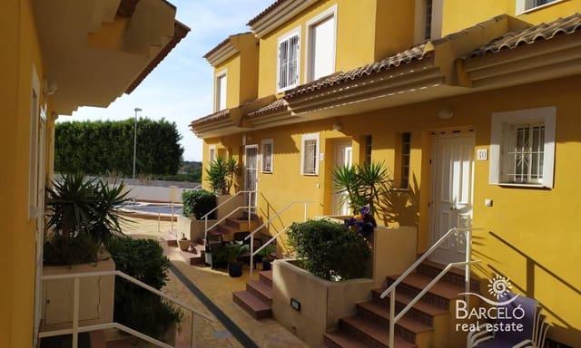 2 sypialnia Dom szeregowy na sprzedaż w Rojales z basenem garażem - 119 950 € (Ref: 5227736)