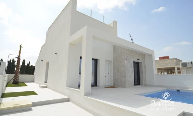 2 sypialnia Dom szeregowy na sprzedaż w Daya Nueva z basenem - 169 000 € (Ref: 5394830)